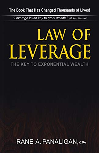 dbr ebook law of leverage the key to exponential wealth by rane a