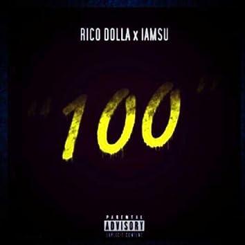 100 (feat. Iamsu)