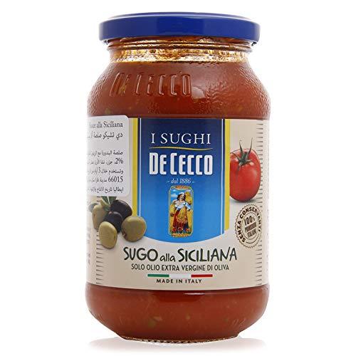 De Cecco Sugo alla Siciliana 400g