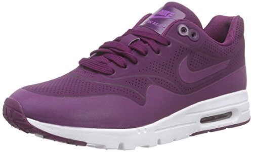 Nike Air Max 1 Ultra Moire Hot Lava Running Shoes 12 Womens