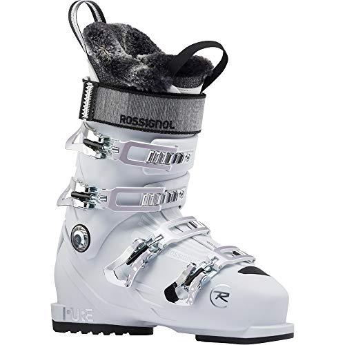 Rossignol Pure Pro 90 buty narciarskie dla dziewcząt, RBH2270, szare, 24,5 EU
