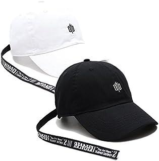 【Z18PS01】 ゼファレン Zephyren ローキャップ ボールキャップ 帽子 かっこいい CAP 刺繍 ロングストラップ アメカジ 正規品 黒 白