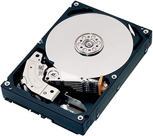 """TOSHIBA 東芝 3.5"""" 内蔵HDD 10TB(CMR) 7,200rpm SATA 24x7 RVセンサー搭載 NASに最適ハードディスク 国内正規品 3年保証 国内サポート対応 故障時の同時交換対応 MN06ACA10T/JP"""