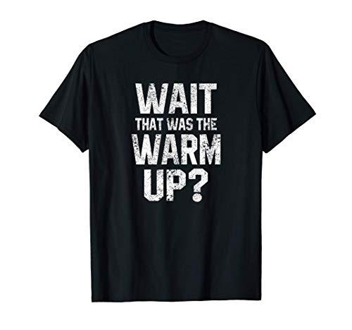 Camiseta sin mangas divertida para mujer cita de gimnasio Camiseta