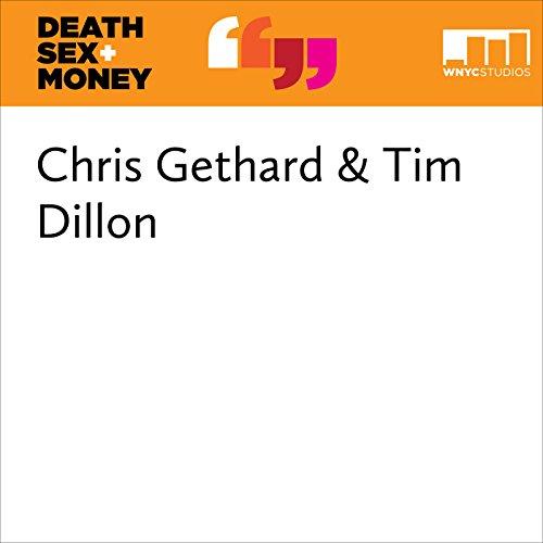 Chris Gethard & Tim Dillon audiobook cover art