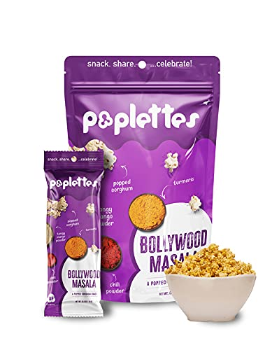 Poplettes - Ranking TOP3 At the price Popped Sorghum Family Bollywoo 2.5 Ounces Size