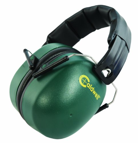 Caldwell Range Muffs 33 koptelefoon, groen, eenheidsmaat