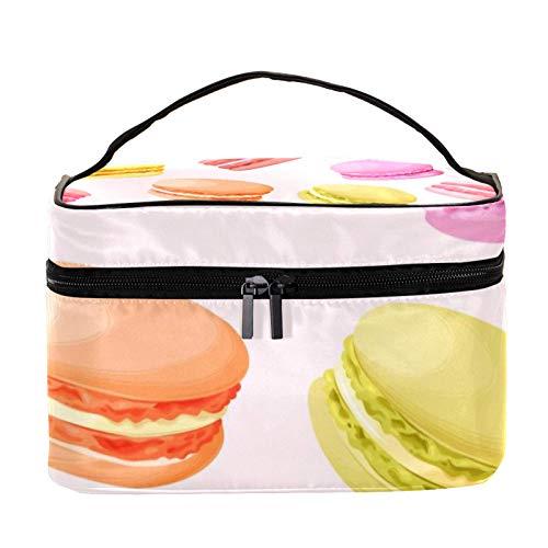 Reise-Make-up-Tasche/Clutch/Kosmetiktasche/Make-up-Tasche/Kulturbeutel, Sandwich/Keks
