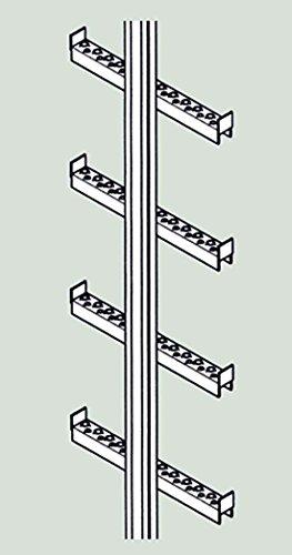 ZARGES Einholmleiter 2,80 m