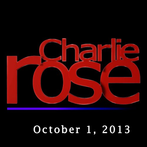 Charlie Rose: Sir Alex Ferguson, October 1, 2013 audiobook cover art