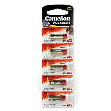 SOFMORE™ Camelion 12v a27 alkalische Batterie mirco (5 Stück)