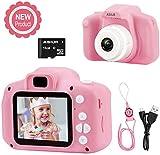 "ASIUR Camera for Kids,1080P FHD Digital Video Children Camcorder - 2.0"" IPS Screen"