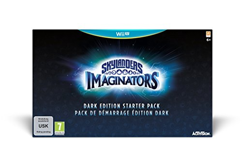 Skylanders Imaginators: Starter Pack - Dark Edition - [Wii U]