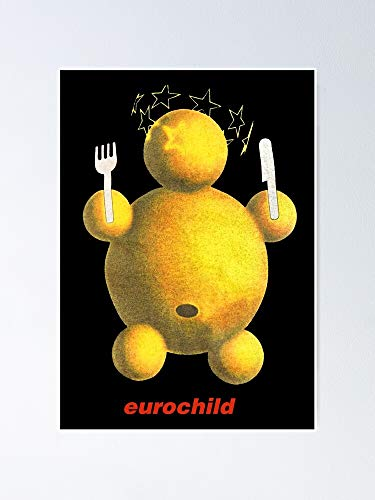 AZSTEEL Massive Attack Eurochild - Protection Poster