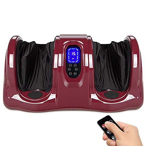 Best Choice Products Therapeutic Kneading & Rolling Shiatsu Foot Massager w/High Intensity Rollers