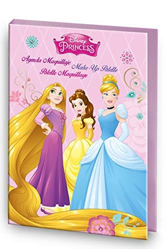 Disney Princess Agenda Cofre De Maquillaje Especial Niñas...