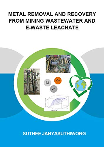 Metal Removal and Recovery from Mining Wastewater and E-waste Leachate (IHE Delft PhD Thesis Series) (English Edition)