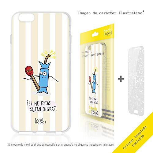 Funnytech® siliconen beschermhoes voor Huawei P10 Lite [flexibele siliconengel, exclusief design] schattige liefdespop Vers 2