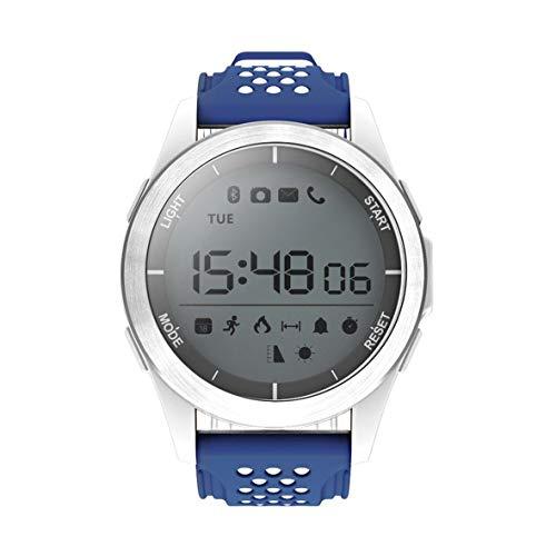 Heaviesk 1 F3 Sport Smartwatch Drehbares Zifferblatt 30 mt Wasserdichte Schwimmen Uhr Schrittzähler Outdoor Armbanduhr für Android IOS