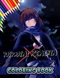 Rurouni Kenshin Coloring Book: A Fabulous Coloring Book For Fans of All Ages With Several Images Of Rurouni Kenshin. One Of The Best Ways To Relax And Enjoy Coloring Fun.