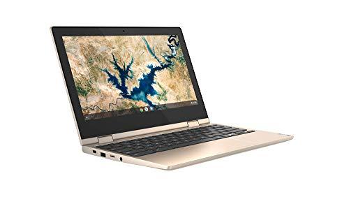 Lenovo IdeaPad Flex 3 Chromebook 29,5 cm (11,6 Zoll, 1366x768, HD, WideView, Touch) Ultraslim Notebook (Intel Celeron N4020, 4GB RAM, 64GB eMMC, Intel UHD-Grafik 600, ChromeOS) beige - 5