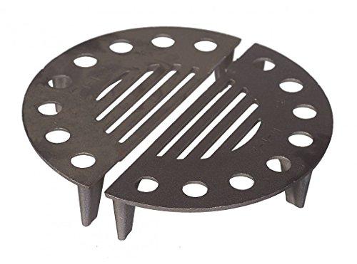 Theca - Parrilla hierro fundido para estufa mixta numero 4