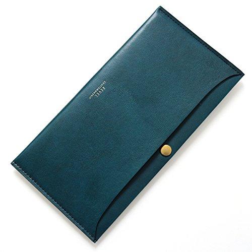 [レヴェル] REVEL 長財布 メンズ 革 本革 日本製 薄マチ 財布 極薄 薄い【RVL-R302】