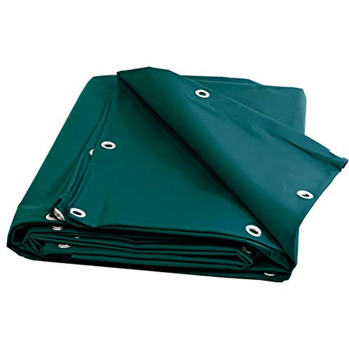 Canvas Pergola and Gazebo 680 g/m² – Green Tarpaulin 2 x 3 m