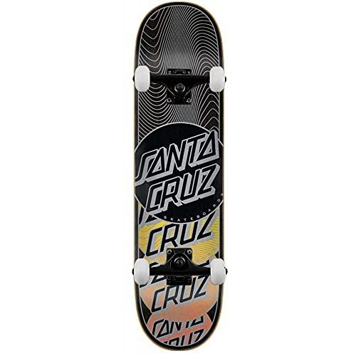 skateboard santa cruz Santa Cruz VX Transcend Stack VX - Skateboard completo