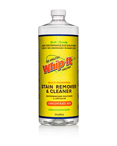 Whip-it Concentrate Multi-Purpose Stain Remover...