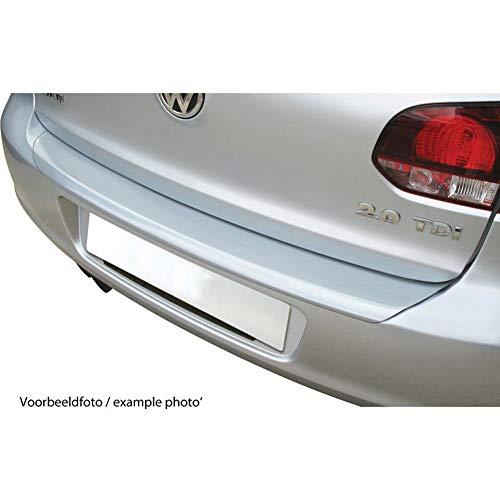 Protection de seuil arrière (ABS) compatible avec Mitsubishi Eclipse Cross 10/2017- Argent