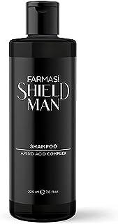 Farmasi Shield Man Shampoo Amino Acid Complex, 225 ml./7.6 fl.oz.