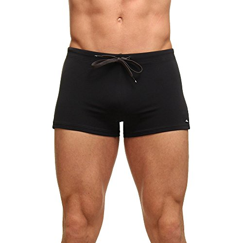 O'Neill Herren Badehose PM Solid Tights, Black Out, XL