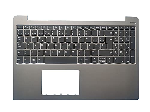 New Laptop Spanish Keyboard with Palmrest Cover for Lenovo Ideapad 330s-15 7000-15 330S-15IKB 330S-15ISK SP Layout No Backlight