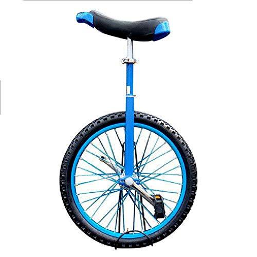 AHAI YU Monociclo per Bambini Avviatore principiante Monociclo Piccolo 16'/ 18' Monociclo Ruota per Bambini Ragazzi Ragazze, Grande 20'/ 24' Monociclo per Adulti per Bambini Grandi/Persone Alte