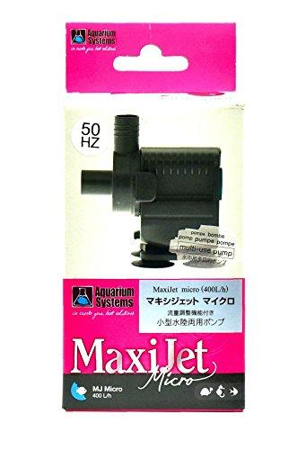 Aquarium Systems Maxi-Jet Micro Pompe pour Aquariophilie 140-400 L/h