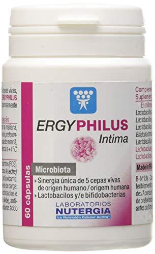Nutergia Ergyphilus, Complemento Alimenticio, 60 Cápsulas