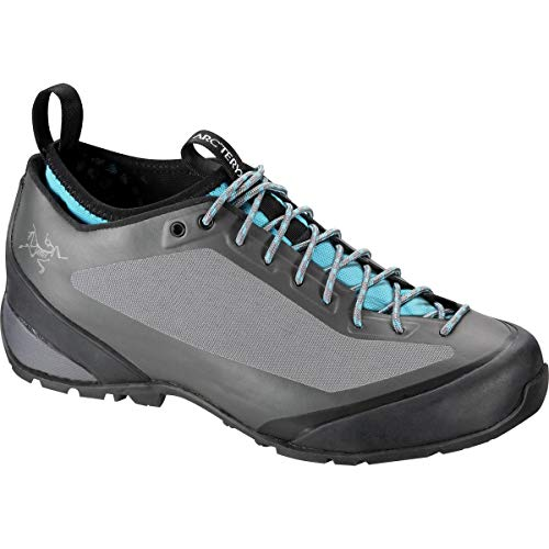Arc'teryx Acrux FL Approach Shoe - Women's Light Graphite/Big Surf 7