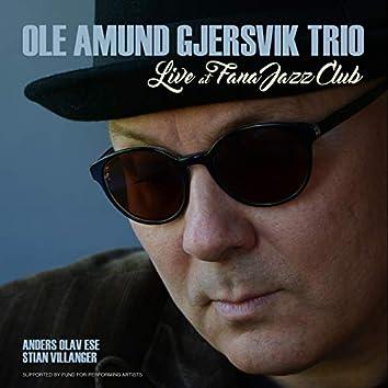 Live at Fana Jazz Club