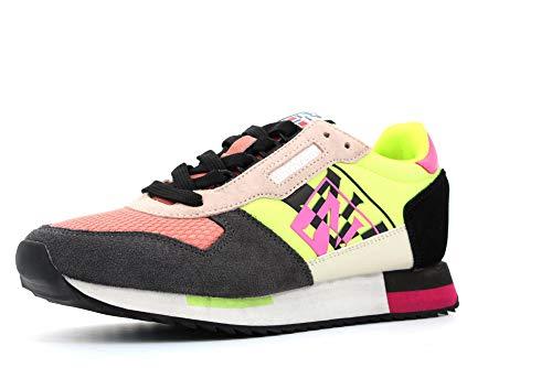 NAPAPIJRI zapatos mujer zapatillas bajas NP0A4ET202E1 S0VICKY01 / NYS talla 36 Multi