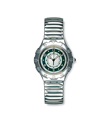 Swatch Irony Scuba 1995 - YDS101 - Green Coral