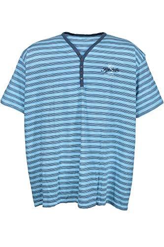 Kitaro Men Tshirt Ser 1/2, Alaskan Blue, blau((2276)), Gr. 8XL