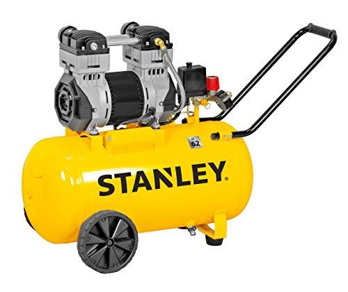 Stanley B2DC404STN707 Compressore Silenzioso 50 Litri 2 HP, 230 V