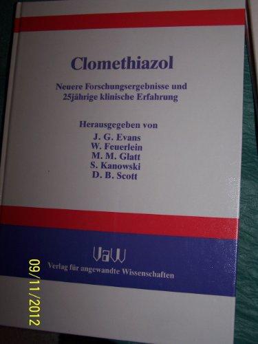 Clomethiazol. Neuere Forschungsergebnisse und 25jährige klinische Erfahrung
