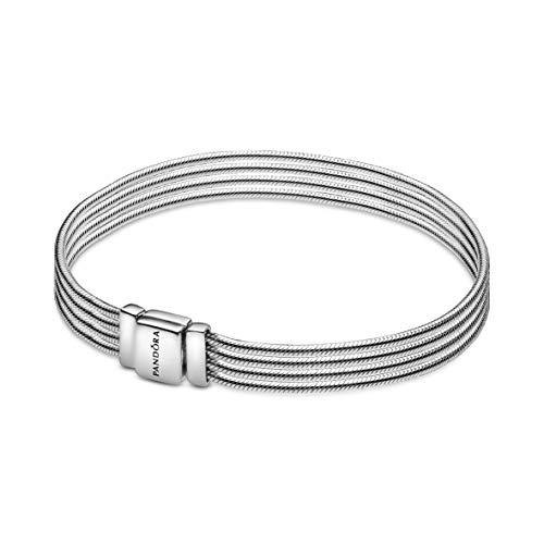 Pandora Damen-Armreifen 925_Sterling_Silber 597943-17