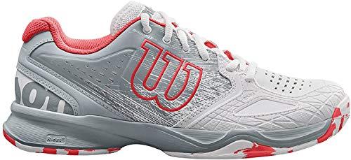 Wilson KAOS COMP W, Zapatillas tenis mujer, juego ofensivo,