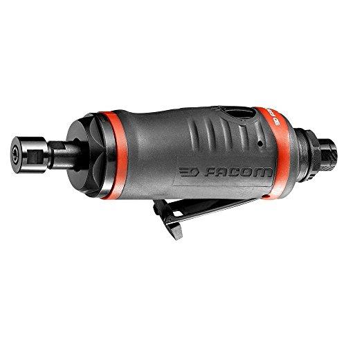 Facom V.DG500F Amoladora Recta, Negra y roja