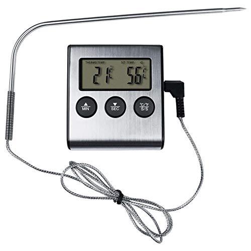 Steba AC 11 Thermomètre de Cuisine numérique 65 mm 75 mm 20 mm 80 g 1 pièce