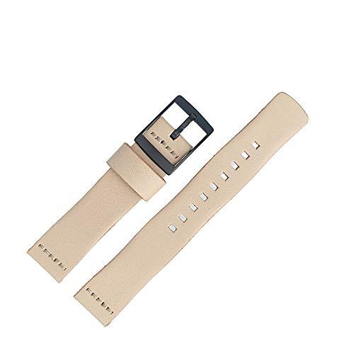 Liebeskind Berlin Uhrenarmband 18mm Leder Beige - B_LT-0033-MQ