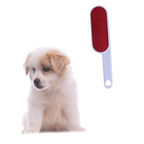 Profesional pelo de mascotas polvo Fluff Remover pelusa pelusa ropa abrigos chaquetas cepillo de polvo